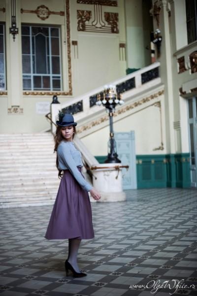 Шляпка Анна Каренина (Кира Найтли) на заказ