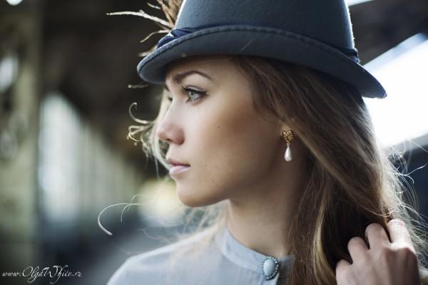 Шляпка Анна Каренина на заказ