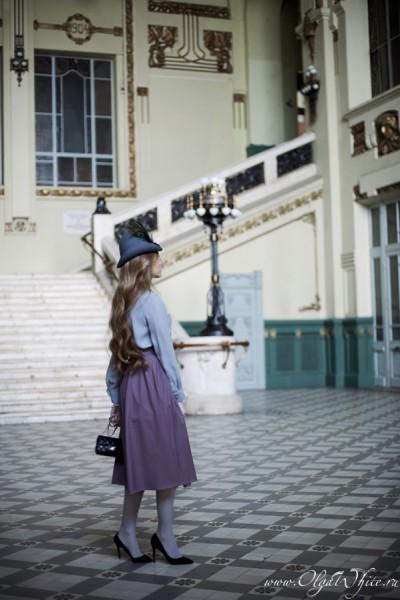 Шляпа Анны Карениной (Кира Найтли) на заказ