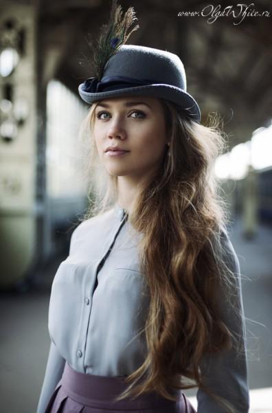 Шляпка Анны Карениной Толстого (Кира Найтли) на заказ