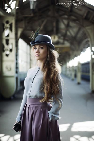 Шляпка, как у Киры Найтли в Анне Карениной
