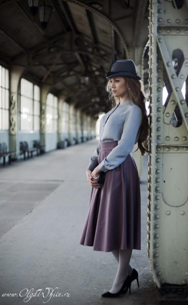 Шляпка Анны Карениной - как у Киры Найтли