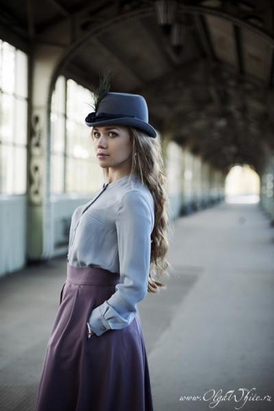 Шляпка Анны Карениной (Кира Найтли) на заказ