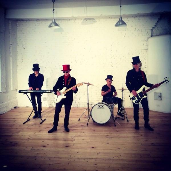 Съемки клипа группы