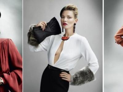 Кейт Мосс для Vogue
