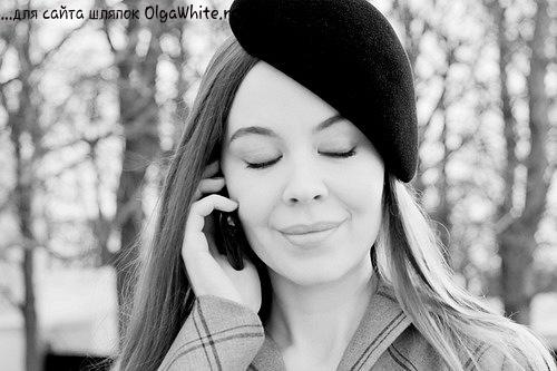 Шляпки береты Ульяны Сергеенко В стиле Ральф Лорен С чем носить шляпки