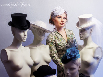 Шляпный мастер Ольга Белая