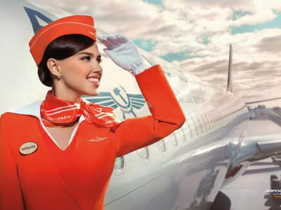 Почему стюардесса в пилотке притягательна?