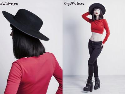 Шляпа канотье черная фетровая Купить в спб С чем носить шляпу канотье?