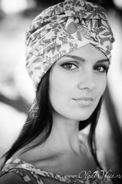 Тюрбан-фото женского головного убора. Купить в интернет-магазине