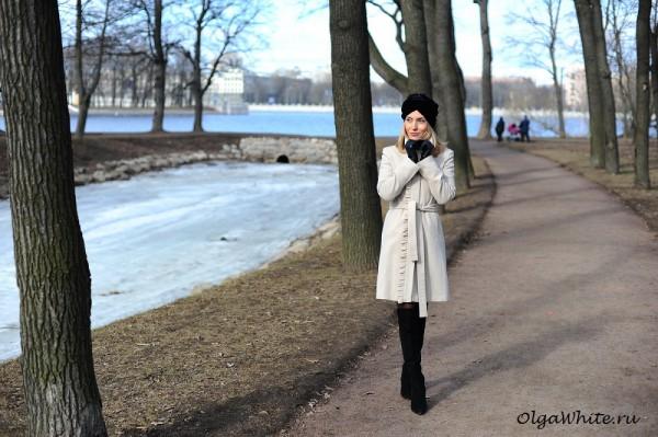Черный тюрбан чалма купить с чем носить с пальто