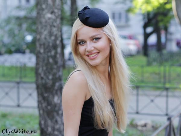 Фетровая шляпка таблетка купить Спб черную шляпку