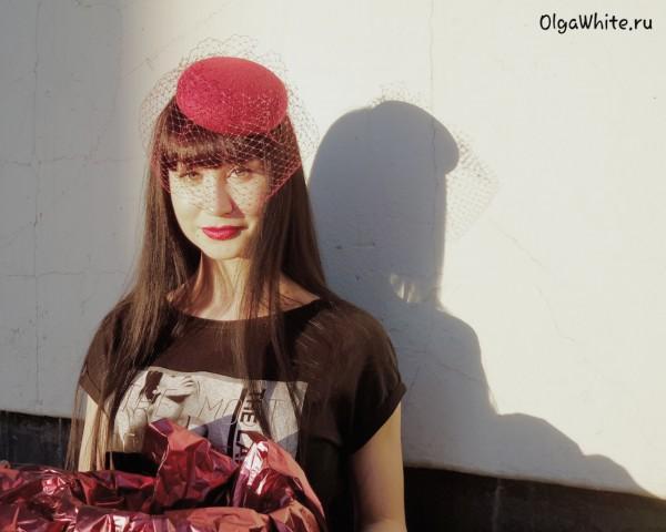 Маленькая шляпка купить Красная шляпка таблетка