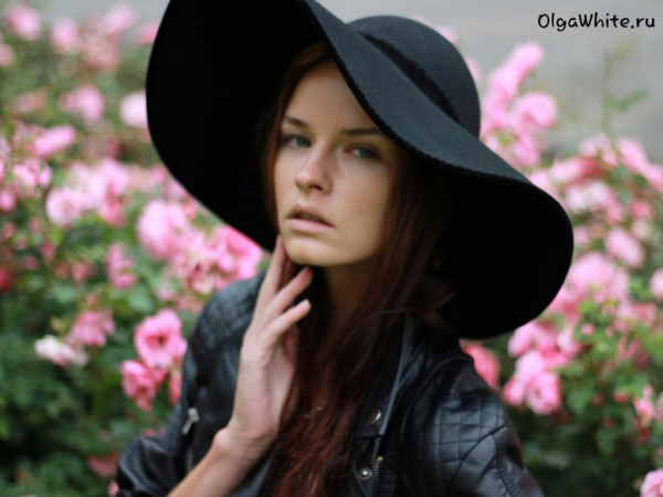 Широкополая фетровая шляпа с широкими полями купить в интернет магазине