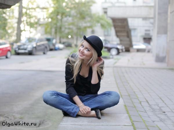 Шляпа для девушек купить котелок