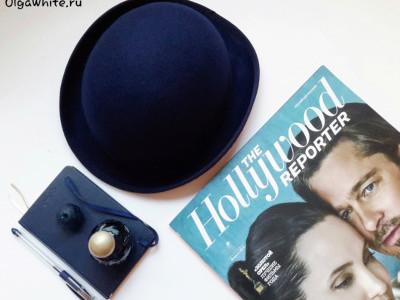 Мужской и женский шляпы котелки - комплект головных уборов для влюбленных
